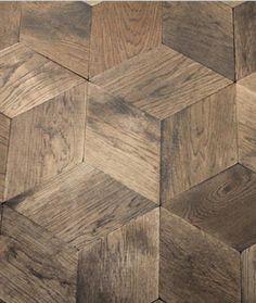 Wooden floor - pattern