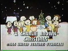 CBS Christmas cartoons promo 1979