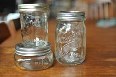 The Etiquette of Canning Jars
