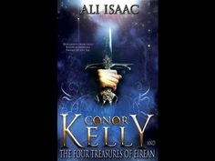Conor Kelly and The Four Treasures of Eirean Book Trailer