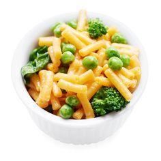 Lean Green Mac 'n' Cheese