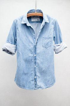 Denim Shirt  - Anky <3