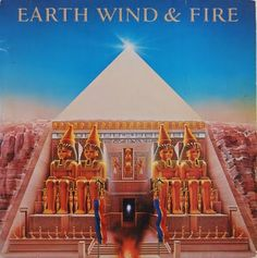 Earth, Wind and Fire - All 'N' All