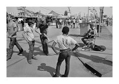 young boy, three young, michigan state, dave jordano, man perform, blind man, detroit michigan, state fairground