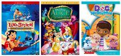 Disney DVD Sale: $9.96Each - get your deals!