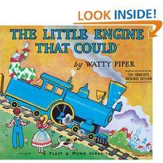 The Little Engine That Could (Original Classic Edition): Watty Piper, George Hauman, Doris Hauman: 0038332270532: Amazon.com: Books