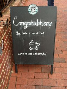 Oh Starbucks, you know me so well!