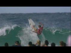 Taj Burrow surfing