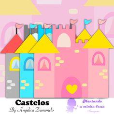 Montando a minha festa Imagens: Castelo