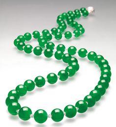 Jadeite – $3 million + per carat