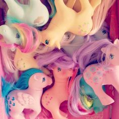 90s  My Little Pony Collection