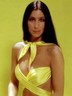 Cher 1970's