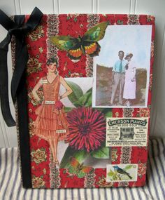 Altered Journal notebook
