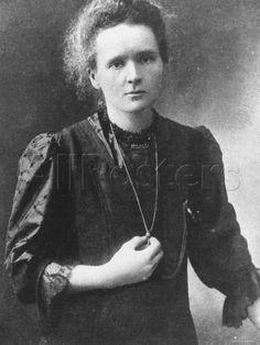Femme de sciences - Marie Curie