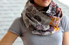 luvinthemommyhood: Patricia Infinity Cowl Tutorial