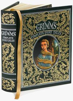 """""""Cuentos de hadas completos"""" de los hermanos Grimm"""