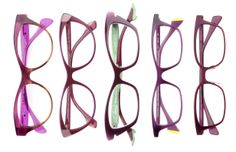 Radiant Orchid Eyewear! #orchidglasses radiant orchid, panton color, orchid eyewear, face eyewear, design face, color theori, face glass, design eyeglass, green eye