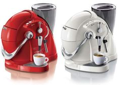 coffee makers! my goodness, we really are inspired.