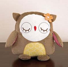 COCALO Baby : Nursery Collections : In the Woods Plush Owl