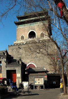 Beijing, China - Bell Tower