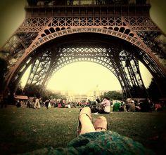 one day. Paris Paris Paris