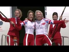 Watch this video to hear Richard Branson and gold medallist Amy Williams rave about Vancouver and for a behind-the-scenes look at the inaugural flight to the Canadian metropolis.
