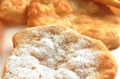 Fried Dough better known as Elephant Ears  I can't wait to try this recipe. Summer Fair food at home=YEAH!