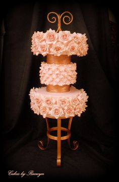 Fashion Inspired Cake by CakesbyRaewyn (10/4/2012)  View cake details here: http://cakesdecor.com/cakes/31125