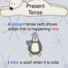 This activity includes:Anchor charts for verbs, verb tenses, present tense, past tense, and future tense.Two worksheets that can be used as eit...