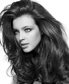 Hairstyles for medium length hair curled bottom picture Chocolate brown hairstyles