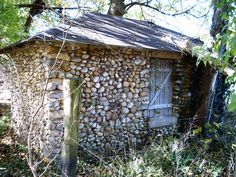 Stone Shed - Frederick County, Virginia.