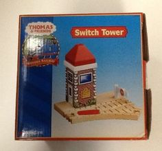Thomas-Friends-the-Train-Switch-Tower-Wooden-Railway-LC99334-Learning-Curve