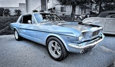 Classic 289 Ford Mustang