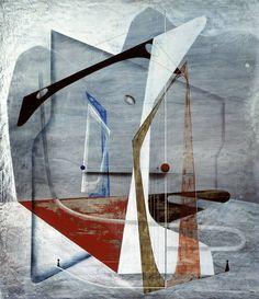 John Tunnard, 'Tol Pedn' 1942