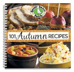 101 Autumn Recipes Cookbook, now available as an eBook for your Kindle, Nook, Apple, Kobo & Sony devices.