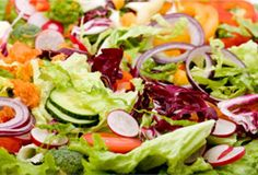 How to Throw a Salad Bar Party