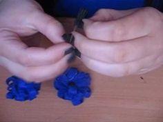 de tela, flore de