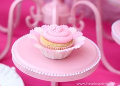 Pretty In Pink 1st Birthday Party - Kara's Party Ideas - The Place for All Things Party