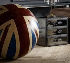 Union Jack Ball