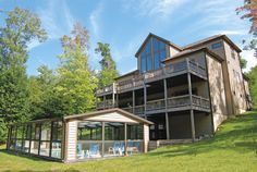 Exceeding Expectations at Railey Mountain Lake Vacations
