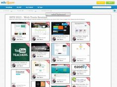 EduClipper : #ISTE13 Web Tools to Make Your Classroom Rock Session
