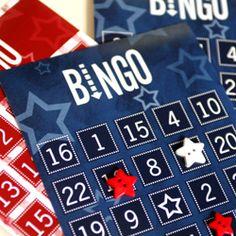 july 4th bingo cards