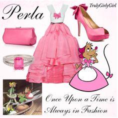 Disney Style: Perla, created by trulygirlygirl on Polyvore