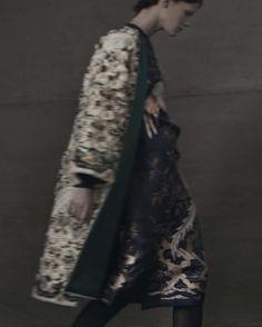Sarah Moon for Vogue Italia