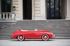 Porsche 356 Pré A, 1950s