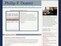 philipfdeaver.com - Philip F. Deaver writes wonderful short stories and lovely poetry – he's won awards and been published too. His previous site was built in the 1900?s and together we decided it was time for a change.
