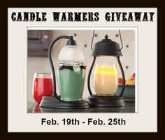 Candle Warmer(s) Giveaway