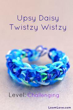 How to Make an Upsy Daisy Twistzy Wistzy