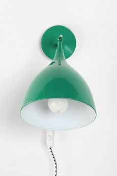 Industrial Sconce | Urban Outfitters