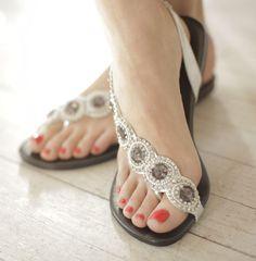 It's almost sandal season :)
